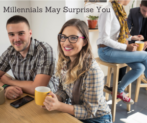 Millennials may surprise you