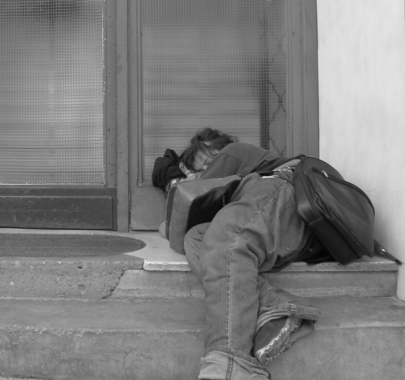 Pregnant & homeless in Madison