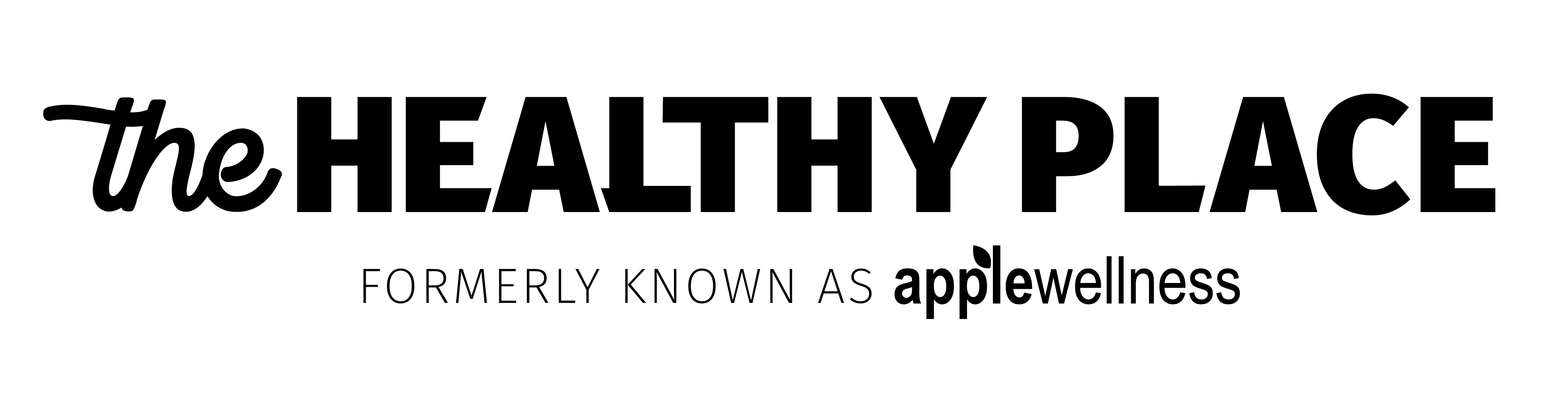 Thanks to The Healthy Place/Apple Wellness